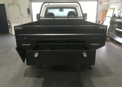 Custom Ute Tray Fabrication Perth