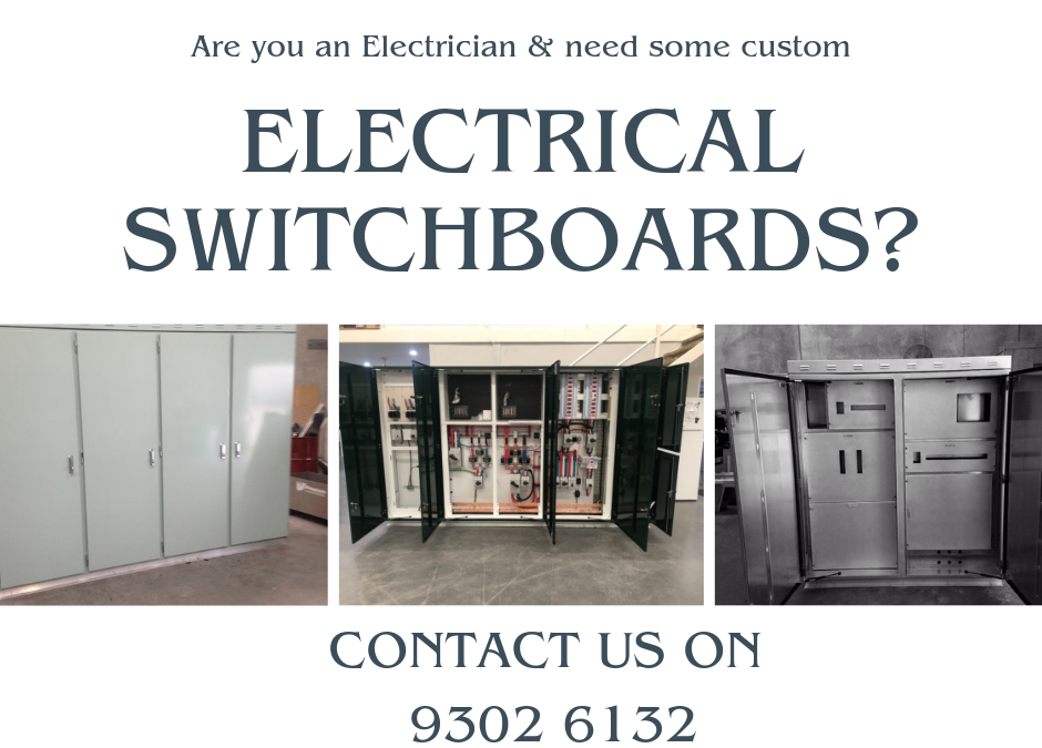 Electrical Switchboard Fabrication Specialists